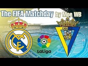 Real Madrid vs Cadiz FC 17/10/2020 La Liga