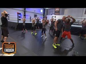 The hopefuls are put through the paces: WWE Tough Enough Digital Extra, July 14, 2015