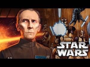 Grand Moff Tarkin: Star Wars lore