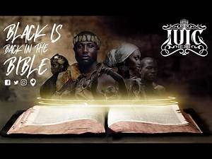 IUIC: Color in the Bible 101! #BlackHistory #BibleHistory