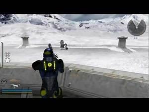 Star Wars Battlefront II: Mass Effect Unification mod - Systems Alliance (Hoth)