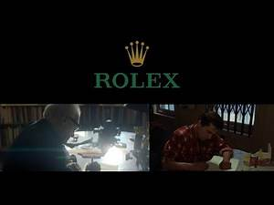 Rolex TV Commercial: 'To You, Filmmaker of a Future Generation' by Martin Scorsese