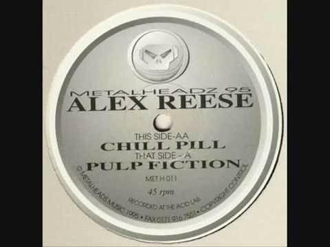 Alex Reece - Chill Pill
