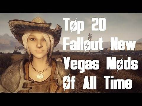 Top 20 Fallout New Vegas Mods Of All Time (20-11)