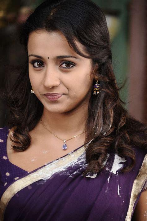 Actress Trisha Krishnan