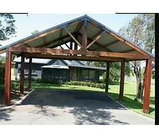 Add on carport design Plan