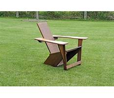 Aderondeck chair.aspx Plan