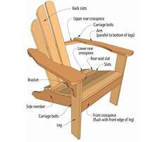 Adirondack chair plans norm abram Plan