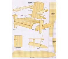 Adirondack chairs plans templates.aspx Plan