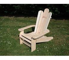 Adirondack chairs recycled materials.aspx Plan