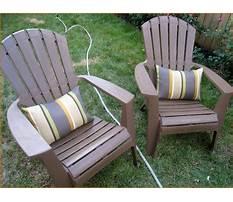 Adirondack chairs target Plan