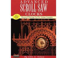 Advanced wood scroll saw patterns Plan