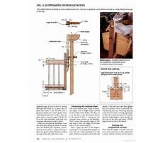 American woodworking plans Plan