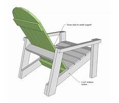 Ana white adirondack chair plans.aspx Plan