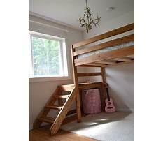 Ana white bunk bed stairs Plan