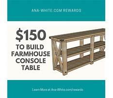 Anajwhite woodworking plans Plan