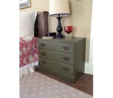 Annie sloan painted bedside tables Plan