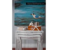 Annie sloan painted nesting tables Plan