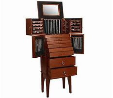 Anti tarnish jewelry box for silver Plan