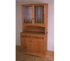 Antique china cabinet plans Plan