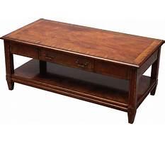 Antique coffee tables mahogany Plan