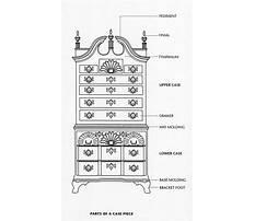 Antique victorian furniture Plan