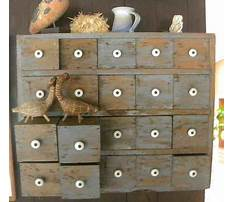 Apothecary cabinet plans.aspx Plan