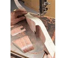 Archery wooden bow.aspx Plan