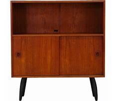 Armoire design danois Plan
