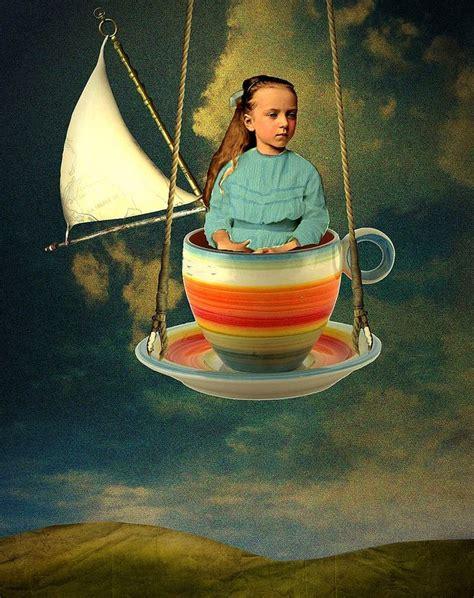 Artist Catrin Welz Stein Teacup