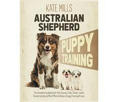 Australian shepherd puppy training guide.aspx Plan