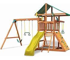 Backyard swing set amazon Plan