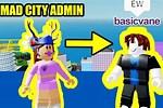 Bacon Roblox Mad City