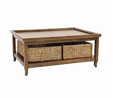 Ballard design morgan coffee table Plan