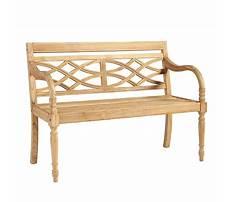 Ballard designs outdoor bench Plan