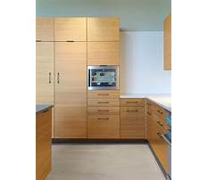 Bamboo kitchen cabinets seattle Plan