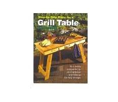 Barbecue table plans.aspx Plan