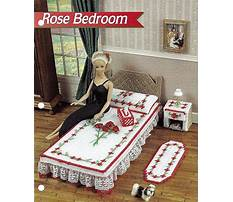 Barbie doll furniture plastic canvas Plan