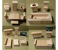 Barbie doll wood furniture plans Plan