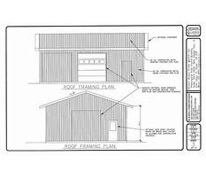 Barn style shed plans.aspx Plan