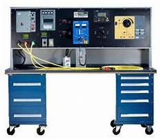 Basic electrical test bench Plan