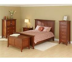 Bed and furniture sets Plan