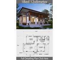 Bed design blueprints Plan