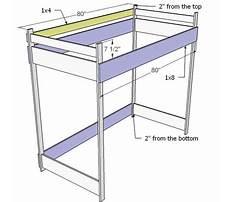 Bed loft plans.aspx Plan