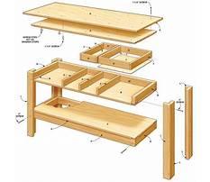 Bench drawer plans.aspx Plan