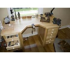 Bench jewellery making Plan