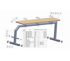 Bench press design plans Plan
