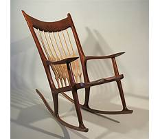 Bench rocker plans Plan
