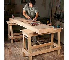 Bench that turns into a table.aspx Plan