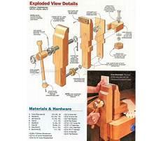 Bench vice design Plan